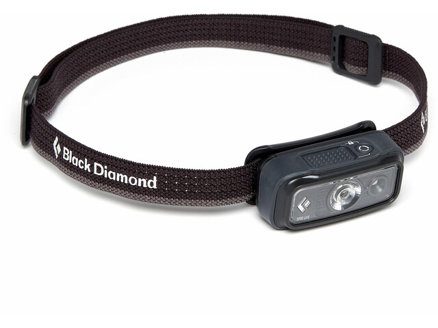 Black Diamond Spot Lite 200 Otsalamppu, graphite